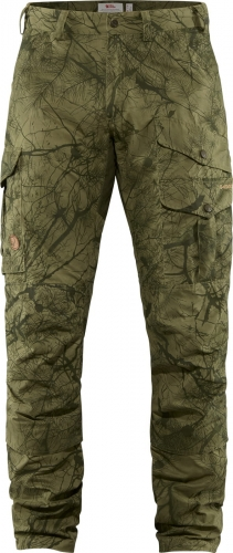 Barents Pro Hunting Trousers M, kolor: 626/662 - Green Camo-Deep Forest