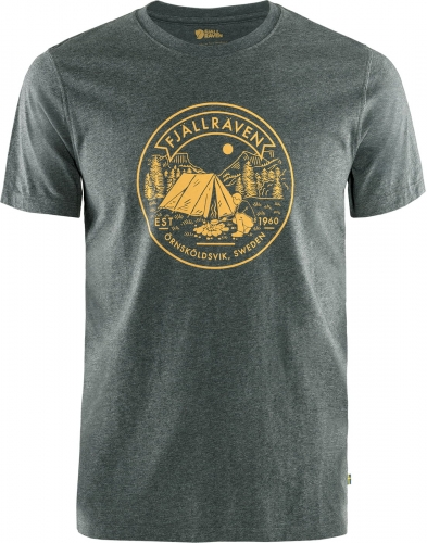 Lagerplats T-Shirt, kolor: 018 - Stone Grey