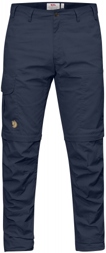 Karl Pro Zip-Off Trousers, kolor: 555 - Dark Navy