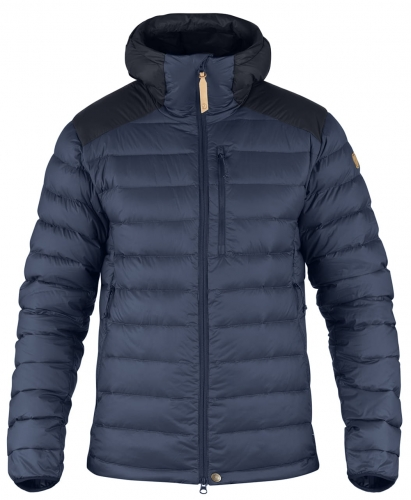 Keb Expedition Down Jacket, kolor: 638-575 - Storm-Night Sky