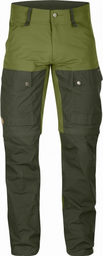 spodnie Keb Gaiter Trousers Regular, kolor: 610/630 Avocado/Olive.